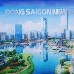 Phối cảnh tổng thể dự án Đông Sài Gòn New City