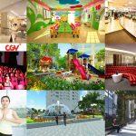 Tiện ích bên trong dự án Đông Saigon New City